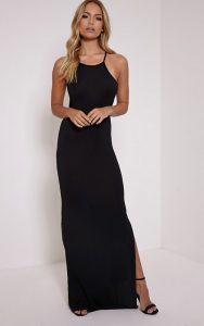 Black Maxi Sundress