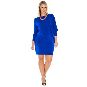 Blue Sundress Plus Size