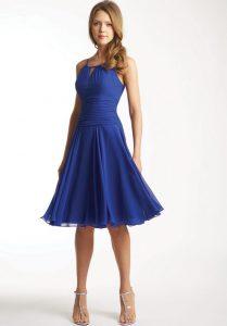 Blue Sundresses