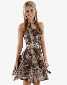 Camo Sundresses Pictures