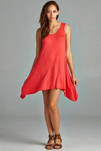 Coral Sundress Pictures