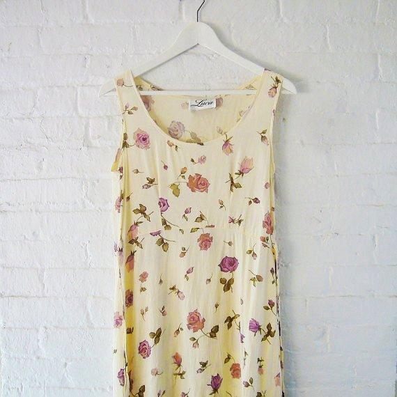 Floral Sundress | Dressed Up Girl