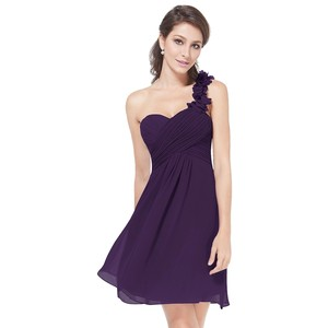 Dark Purple Sundress