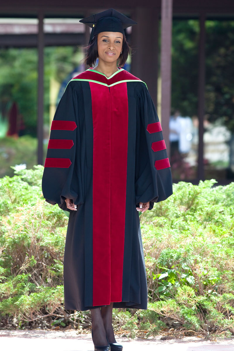 Doctoral Gown | Dressed Up Girl