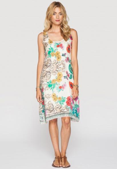 Summer Sundresses Dressed Up Girl