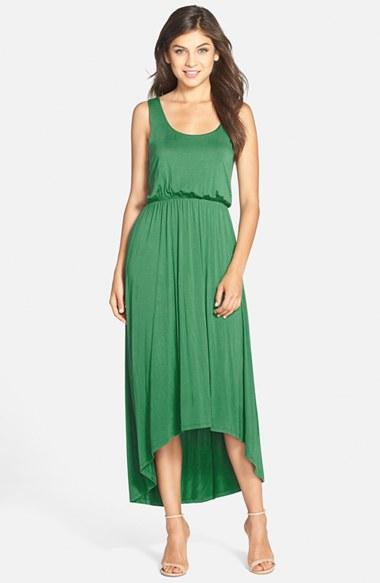 Green Sundress | Dressed Up Girl
