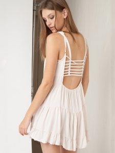 Images of Backless Sundresses