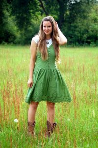 Images of Green Sundress