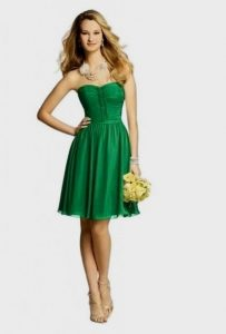 Kelly Green Sundress