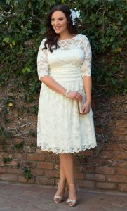 Lace Sundress Outfit