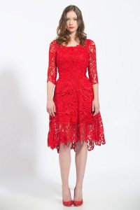 Lace Sundress with Sleeves