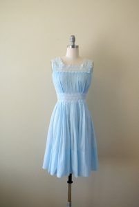 Light Blue Sundress