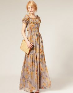 Long Sundresses with Sleeves