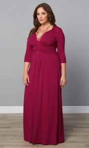Maxi Sundress Plus Size