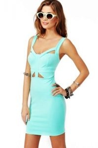 Mint Green Sundress