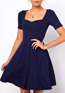 Navy Blue Sundresses