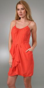 Orange Sundress Images