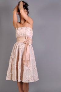 Pale Pink Sundress
