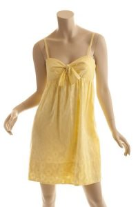 Pale Yellow Sundress