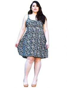 Plus Size Casual Sundresses