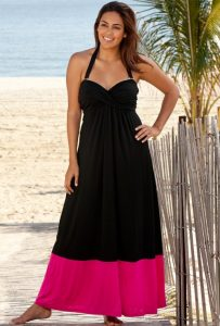 Plus Size Long Sundresses