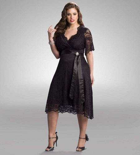 Plus Size Sundresses With Sleeves Dressed Up Girl