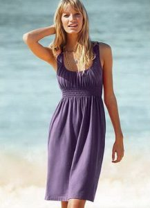 Purple Sundress Images