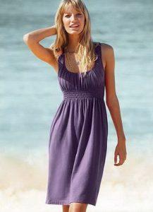 Purple Sundress Images