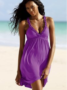 Purple Sundress Pictures