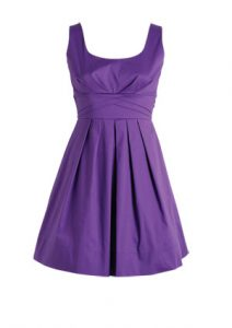 Purple Sundresses