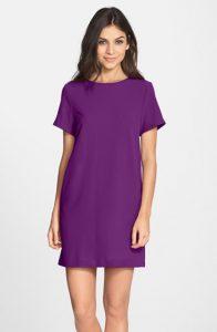 Simple Purple Sundress
