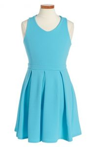 Sky Blue Sundress
