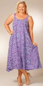 Summer Sundresses for Older Women