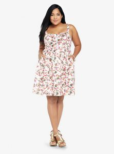 Sundress Plus Size Summer