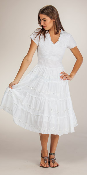 d86b5586647 Sundresses with Sleeves