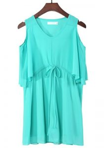 Turquoise Sundress Pictures