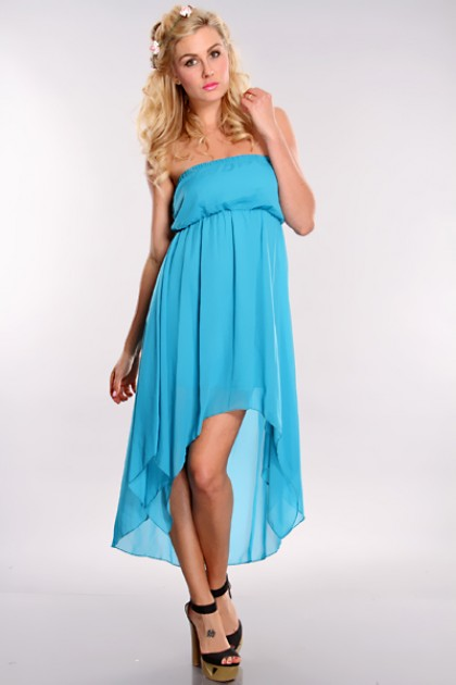 Turquoise Sundress Dressedupgirl Com
