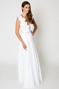 White Maxi Sundress