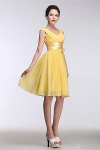 Yellow Sundresses for Weddings
