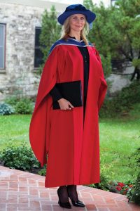 Doctoral Gown Images