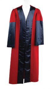 Oxford Doctoral Gown